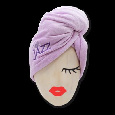 Hodehåndkle - turban