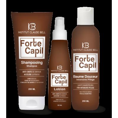 Forte Capil Sjampo, Lotion og Balsam