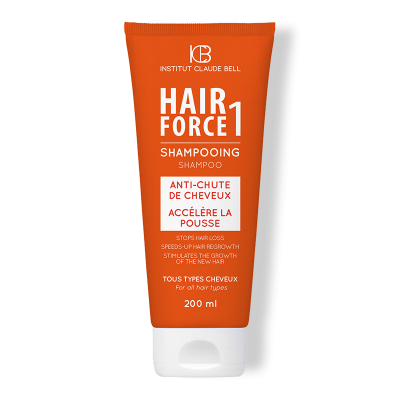 Hair force 1 shampoo mot hårtap! 200 ml.