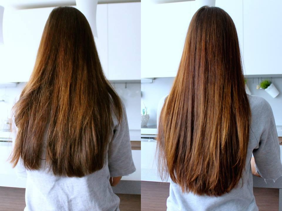 56daf4f2 HAIR JAZZ Lotion og Shampoo – Håret vokser opptil 3 ganger raskere!
